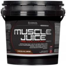 Muscle Juice Revolution 2600 гейнер от Ultimate Nutrition