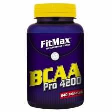 Аминокислоты FitMax-BCAA PRO 4200 240tab