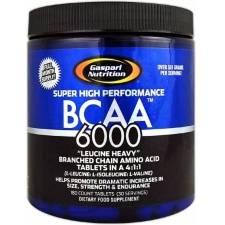 Аминокислоты Gaspari Nutrition-BCAA 6000 180tab