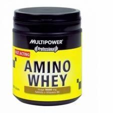 Аминокислоты Multipower-AMINO WHEY FAST ACTING 300tab.