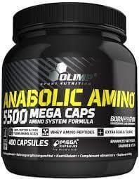 Anabolic AMINO 5500 от Olimp Labs