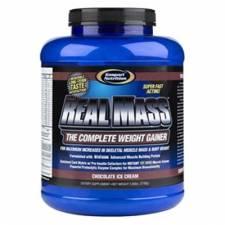 Гейнер Gaspari Nutrition-Real Mass 2610g.