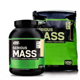 Serious Mass (Сириус Масс) гейнер Optimum Nutrition