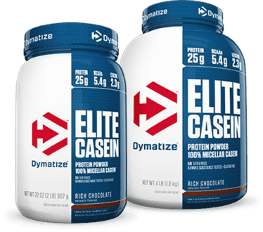 Казеиновый протеин Dymatize Nutrition Elite Casein