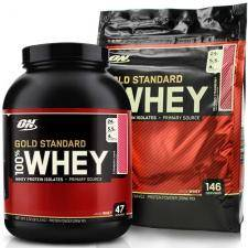 Whey Gold Standard 100% протеин Optimum Nutrition