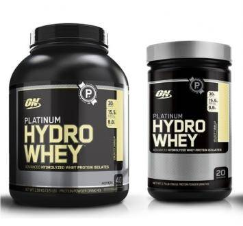 Platinum Hydrowhey протеин Optimum Nutrition