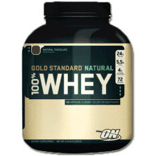 Протеин Optimum Nutrition-Natural Whey Gold 2300g.