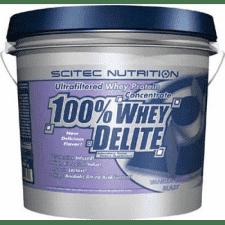 Протеин Scitec Nutrition-100% WHEY DELITE 5kg.