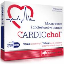 Olimp Labs Cardiochol 30 caps