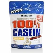Weider 100% Casein 500 грамм