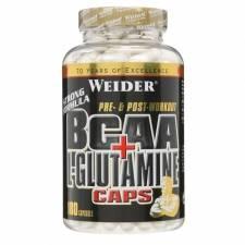 Weider BCAA+L-Glutamine 180 капс