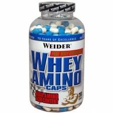 Weider Whey Aminos Caps 280 капс