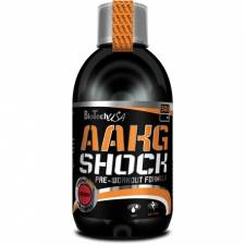 BioTech AAKG Shock Extreme 500 мл