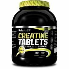 BioTech Creatine Tablets (жевательные) 200 таб