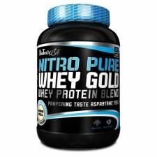 BioTech Nitro Pure Whey Gold 454 грамм