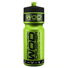 Бутылка Water Bottle WOD Crusher Green (750 ml)