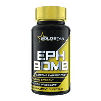 EPH Bomb - Gold Star DMAA (Герань) 60 caps