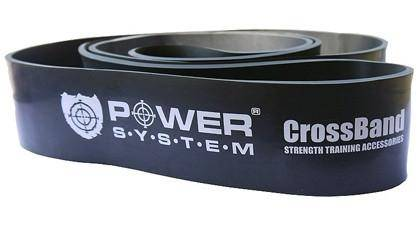 Резиновая петля 25-65 кг Power System CROSSFIT LEVEL 5 BLACK PS-4055