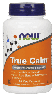 NOW True Calm (GABA, Ниацин, Глицин и т.д.)