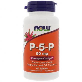 NOW P-5-P 50 mg