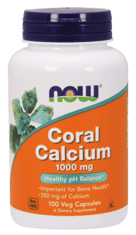 NOW Coral Calcium 1000 mg