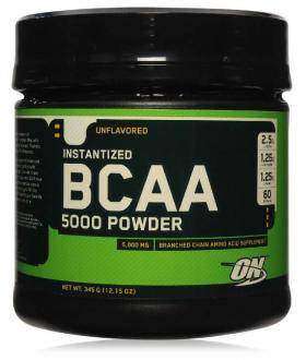 BCAA 5000 powder Optimum Nutrition