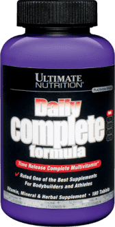 Ultimate Nutrition-Daily Complete Formula 180tab.