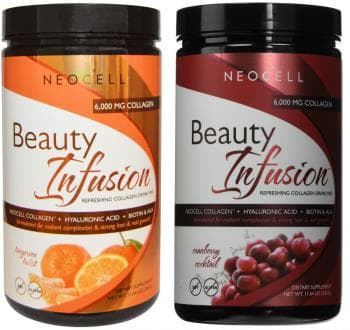 Beauty Infusion Collagen drink mix