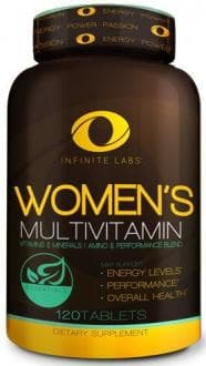 Women's multivitamin от Infinite labs