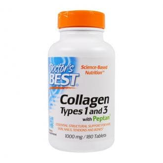 Best Collagen Type+C 1+3 Doctor's Best
