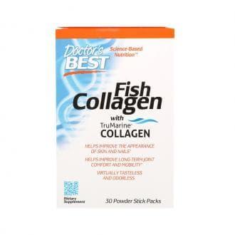 Коллаген рыбий, Fish Collagen, Doctor's Best
