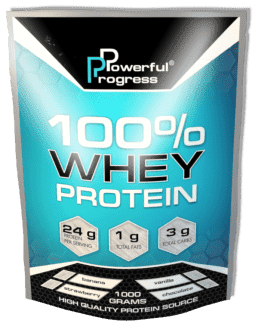 100% Whey Protein от Powerful Progress