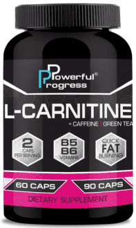 L-Carnitine от Powerful Progress