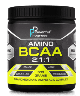 Amino BCAA 2:1:1 от Powerful Progress