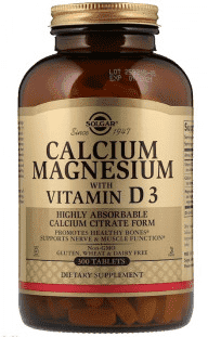 Кальций и магний с витамином D3, Солгар, Calcium Magnesium with Vitamin D3, Solgar