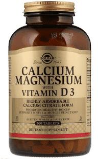 Кальций и магний с витамином D3, Солгар, Calcium Magnesium with Vitamin D3, Solgar