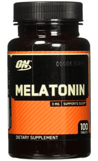 Melatonin (Мелатонин) Optimum Nutrition
