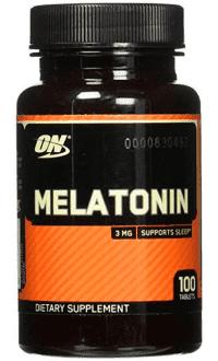 Melatonin (Мелатонин) Optimum Nutrition