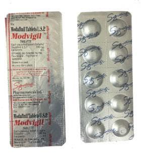 Модафинил Modvigil 200