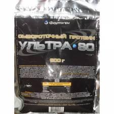Протеин ФОРТОГЕН Ультра-80 (Сывороточный протеин) 2кг