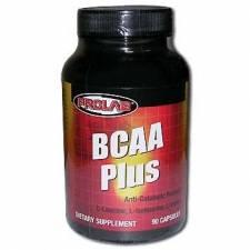 Аминокислоты Prolab-BСАА Plus 90caps.