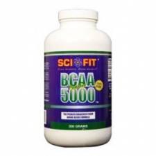 Аминокислоты SCI-FIT-BCAA 5000 300g.