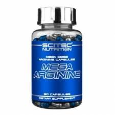 Аминокислоты Scitec Nutrition-MEGA ARGININE 90caps