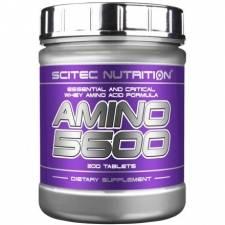 Аминокислоты Scitec Nutrition-AMINO 5600 1000tab.