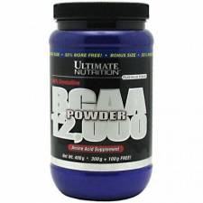 Аминокислоты Ultimate Nutrition BCAA 12,000