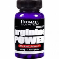 Аминокислоты Ultimate Nutrition-Arginine Power 100caps