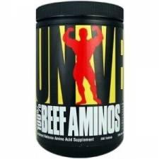 Аминокислоты Universal Nutrition-Beef Aminos 200 tabs