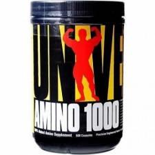 Аминокислоты Universal Nutrition-Amino 1000 500tab.
