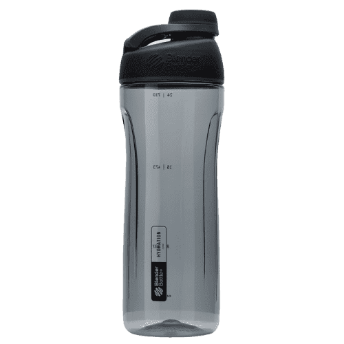 Пляшка для води BlenderBottle Tero Tritan 735 мл Black