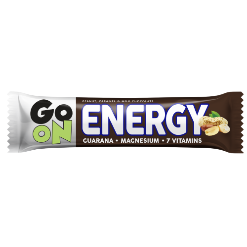 "Батончик ENERGY ""snickers""+ guarana 50 г 1/24"